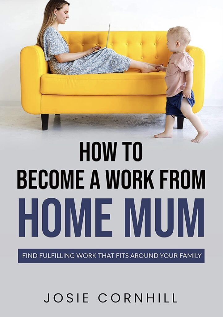 how to become a work from home mum book